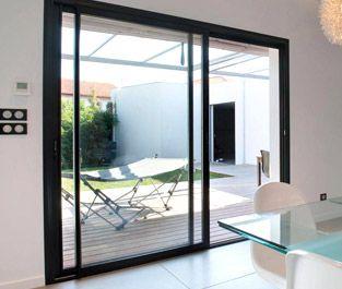 Fenêtres / Coulissants <br> Portes-fenêtres